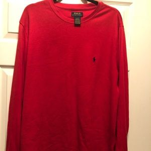 POLO BY RALPH LAUREN THERMAL SHIRT